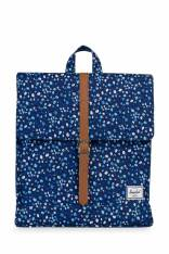 Herschel Supply Co. City mid volume backpack peacoat mini floral