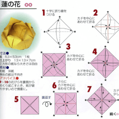 Origami Flower Instruction Diagram Hydrosphere Lithosphere Atmosphere Lotus Www Toyskids Co Free Engine Image For User Instructions Easy