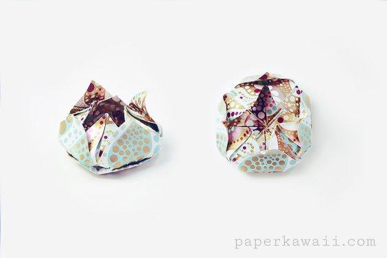 Easy Origami Lotus Video Tutorial