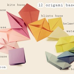 Christmas Origami Diagram Battery Disconnect Switch Wiring Diagrams Www Toyskids Co Base Folds For Beginners Paper Kawaii Directions Ornaments Step By
