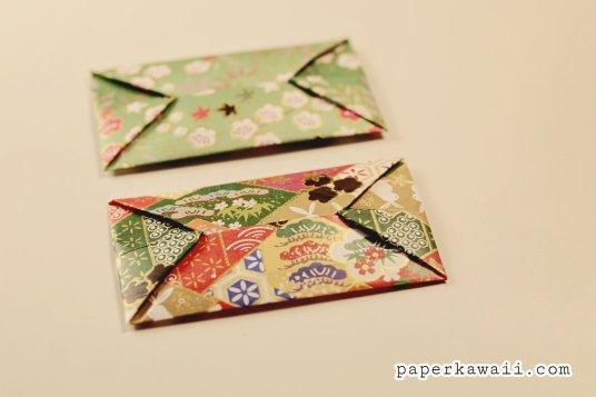 Easy Origami Envelope Tutorial via @paper_kawaii