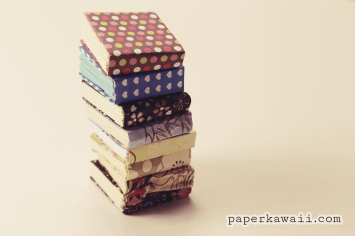 Mini Origami Books - Paper Kawaii