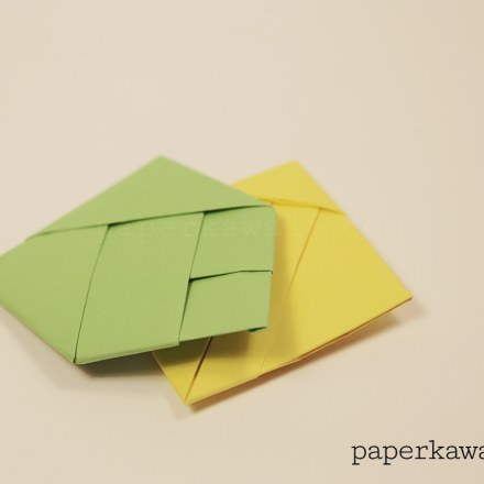 How To Fold A Beautiful Origami Napkin Rose via @paper_kawaii