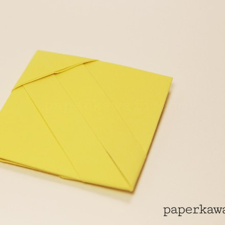 Origami Base Folds for beginners via @paper_kawaii