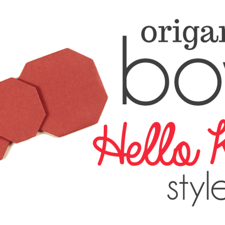 Origami Clover Bookmark Tutorial from Hello Origami by Mizutama via @paper_kawaii