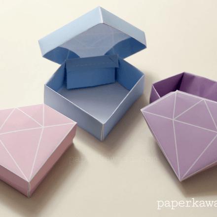 Free Hello Kitty Box Template! via @paper_kawaii