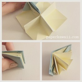 Origami Popup Book Video Tutorial