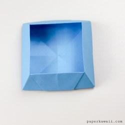 3 Easy Origami Boxes - Photo Instructions via @paper_kawaii