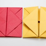 Origami Envelope Box Instructions