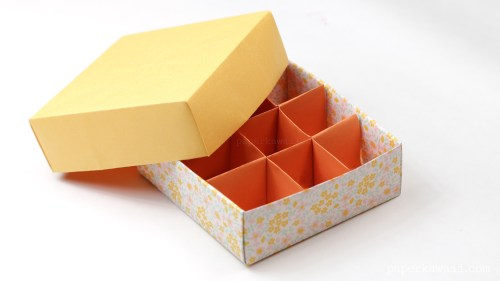 small resolution of learn how to make rectangular origami gift boxes origami box giftbox papercrafts
