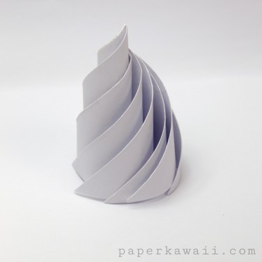 Origami Icing / Whipped Cream Instructions
