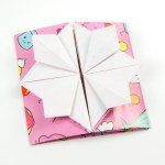 Origami Popup Envelope Box Tutorial