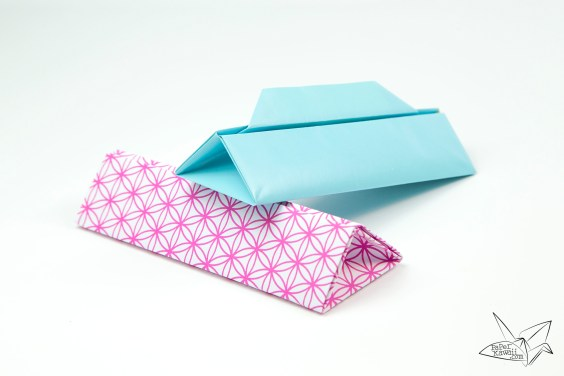 Triangular Origami Box Tutorial – Gift Box