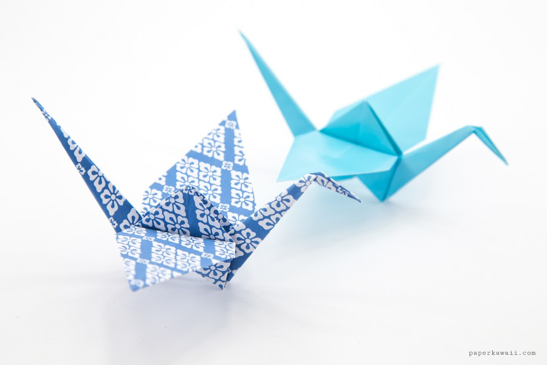 How to Fold a Paper Crane (with Pictures) - wikiHow | 720x1080