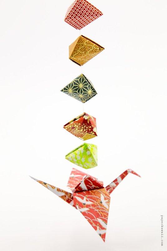 Origami Tripyramid Gift Box Tutorial (David Donahue) via @paper_kawaii
