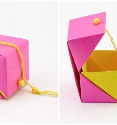 origami box tomoko fuse [ 1920 x 1080 Pixel ]