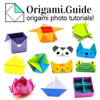 pikachu origami cube cute pokemon paper kawaii