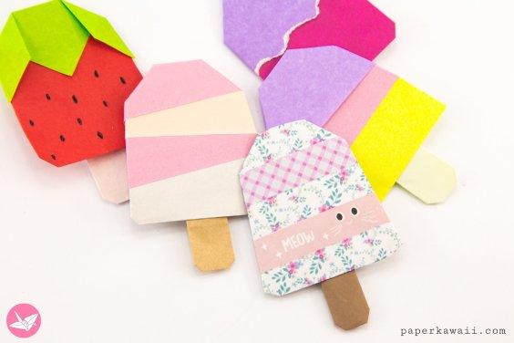 Paper Kawaii Free Origami Instructions Photo Video Tutorials