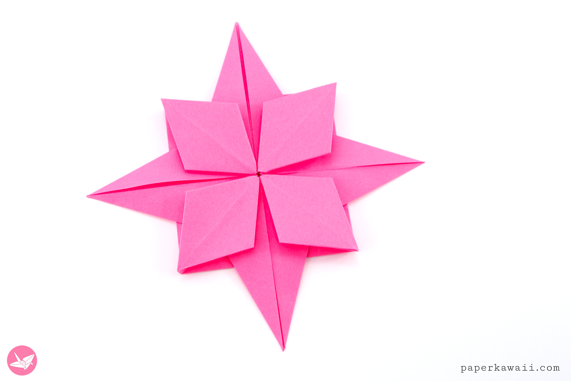 Origami diagram for Cathy's star - Page 2 - 6 point modular star ... | 1280x1920
