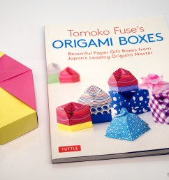 origami boxes by tomoko fuse [ 1920 x 1280 Pixel ]