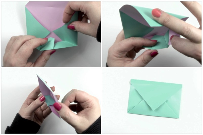 Useful Envelope via @paper_kawaii