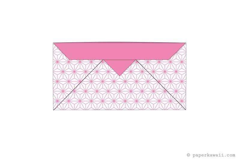 Envelope Wallet via @paper_kawaii