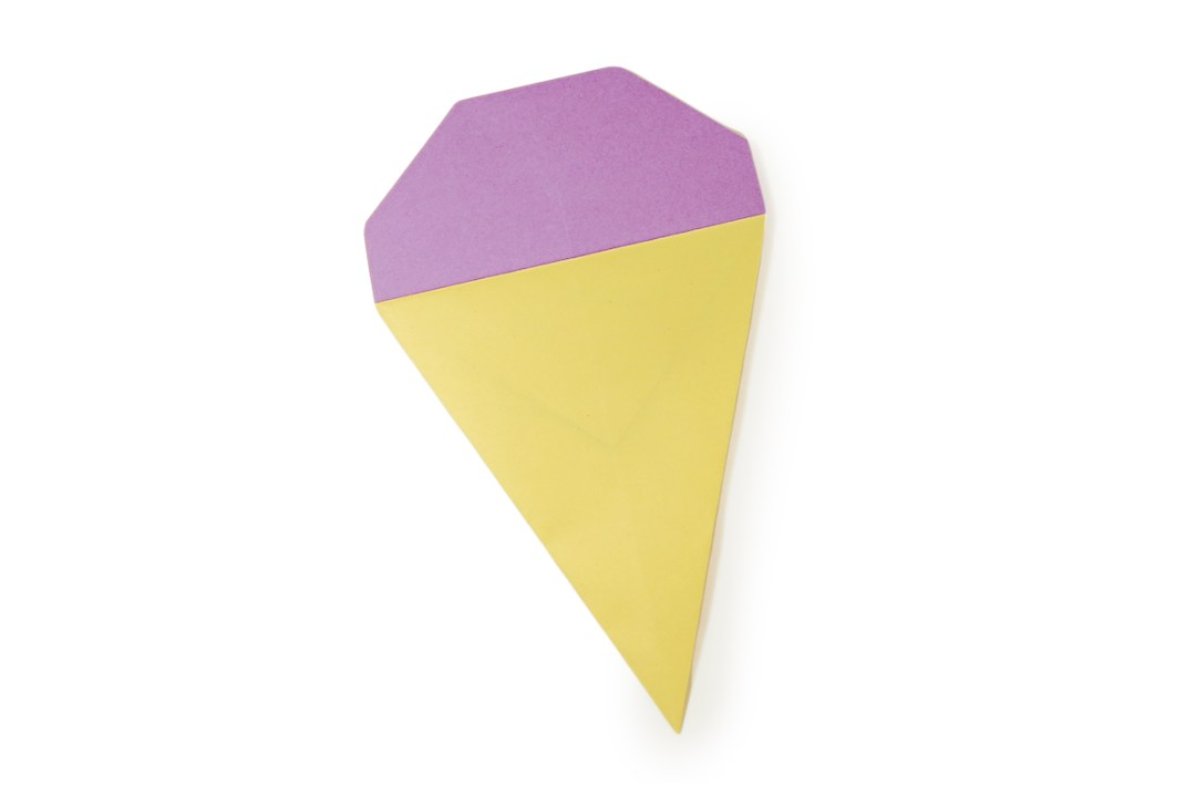 Ice Cream via @paper_kawaii