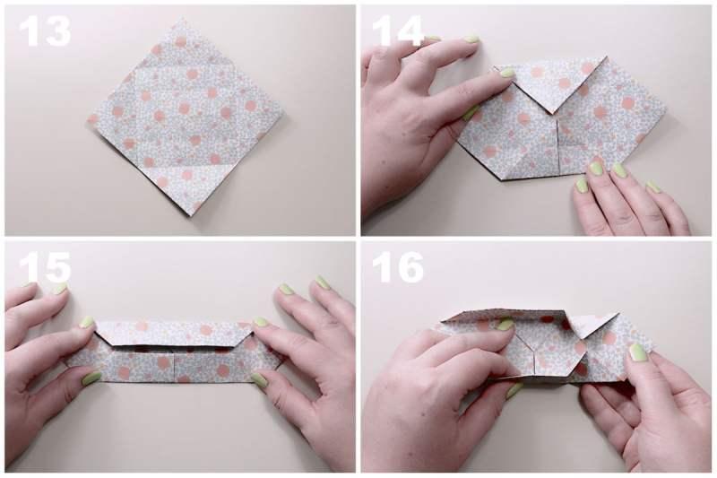 Masu Box Frame Lid via @paper_kawaii