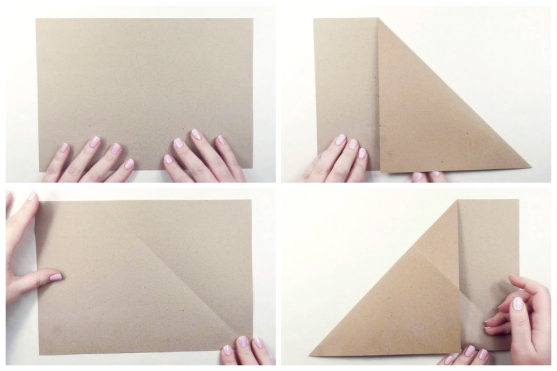 Paper Pocket via @paper_kawaii