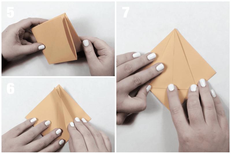 Star Box via @paper_kawaii