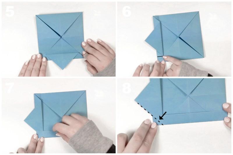 Shallow Masu Box via @paper_kawaii