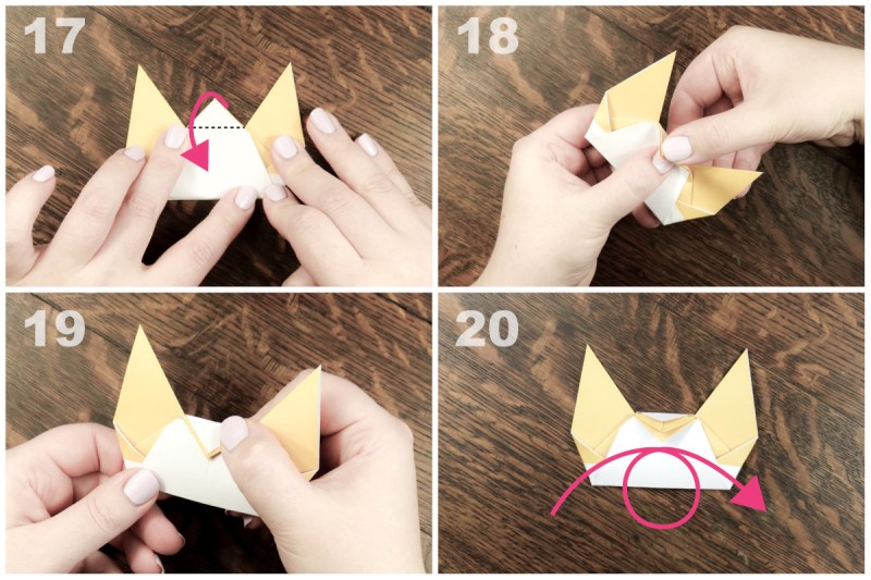 Finger Puppets via @paper_kawaii