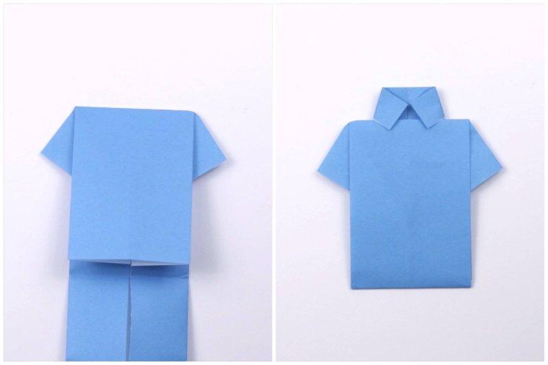 Dollar Shirt via @paper_kawaii