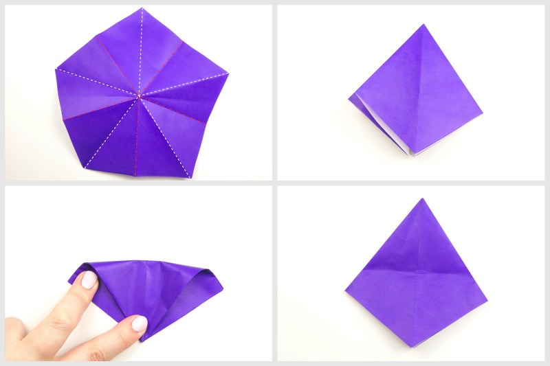 Witches Hat via @paper_kawaii