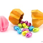 Origami Easter Egg Gift Box Tutorial
