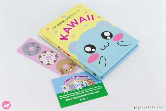 The Super Cute Book Of Kawaii by Marceline Smith Review