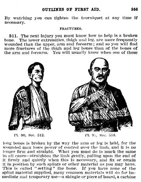 World War I Field Manuals