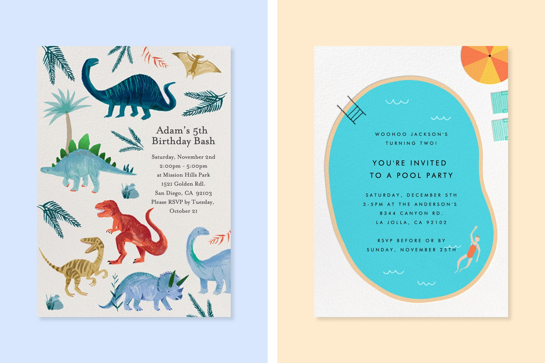 kids birthday invitation wording 101