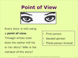 Point Of View Research Papers On First Second And Third Person