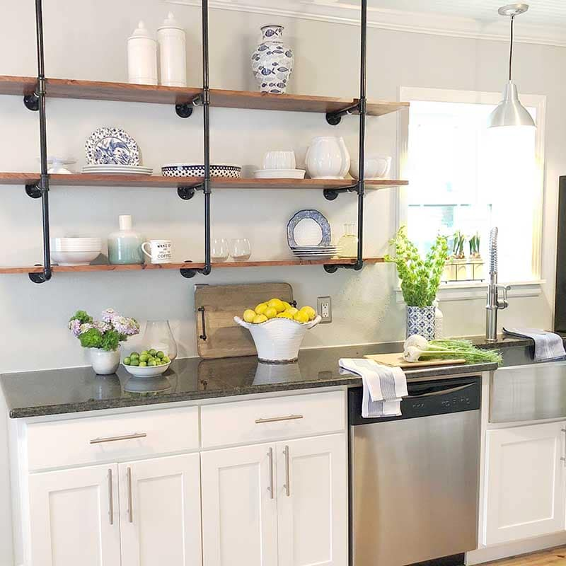 Kitchen Painting Projects Dramatic Before And After Photos