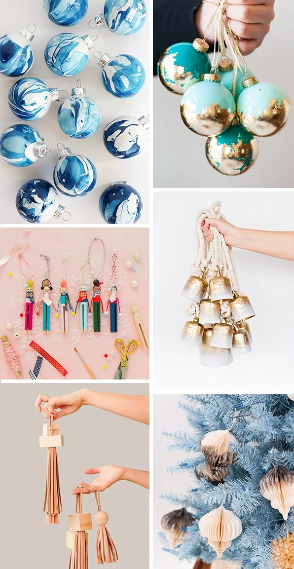 Diy Christmas Ornaments To Get Your Tree Through The Holidays In Style