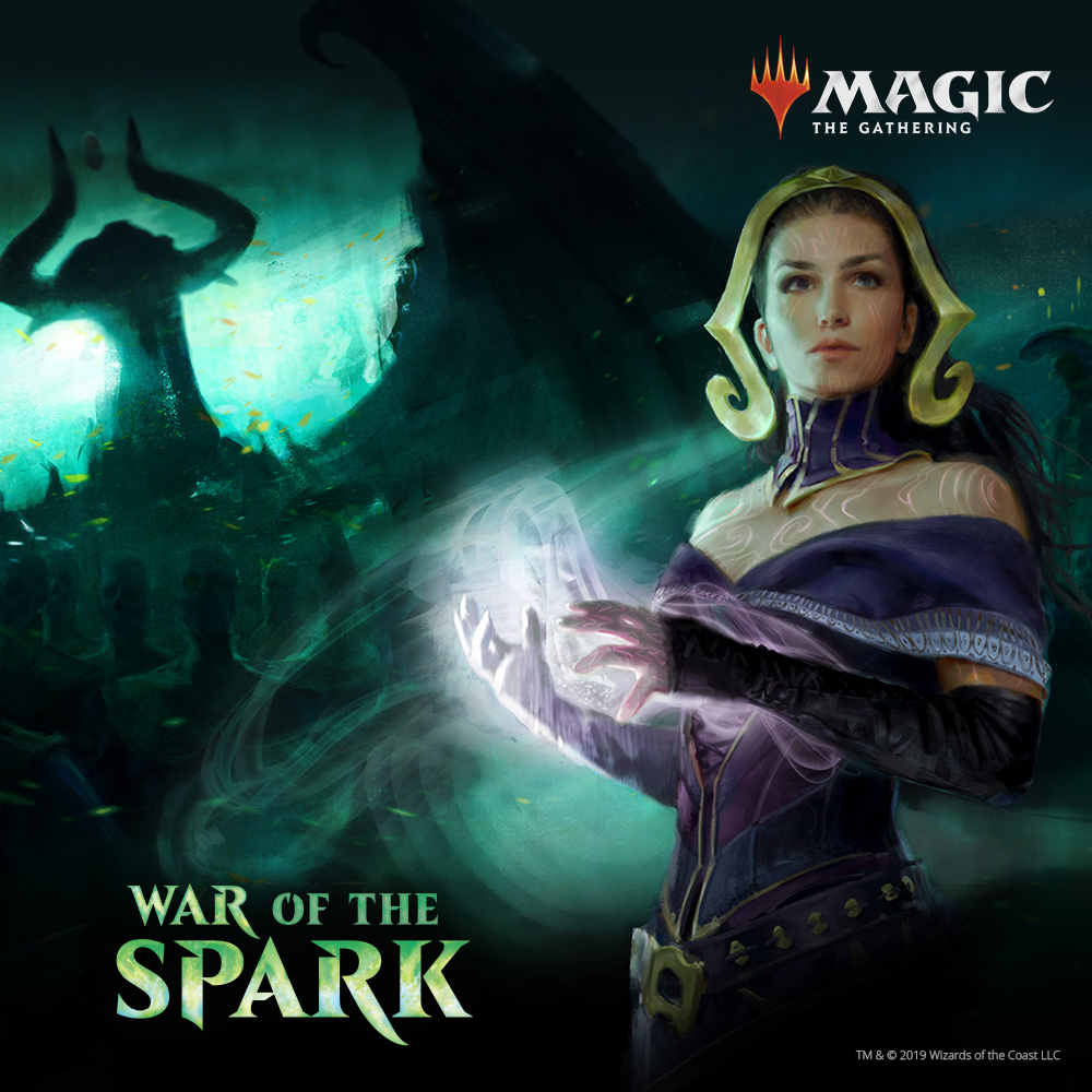 War Of The Spark Pre-Release Sun 4/28 2pm 2HG