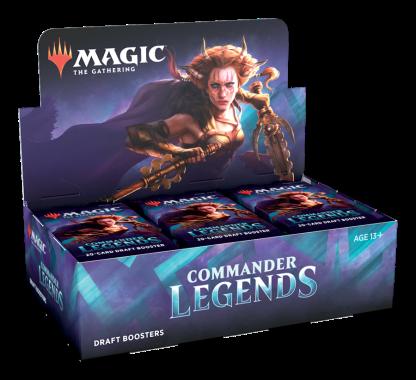 Commander Legends Booster Box