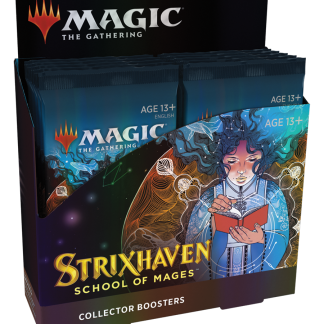 Strixhaven Collector's Booster