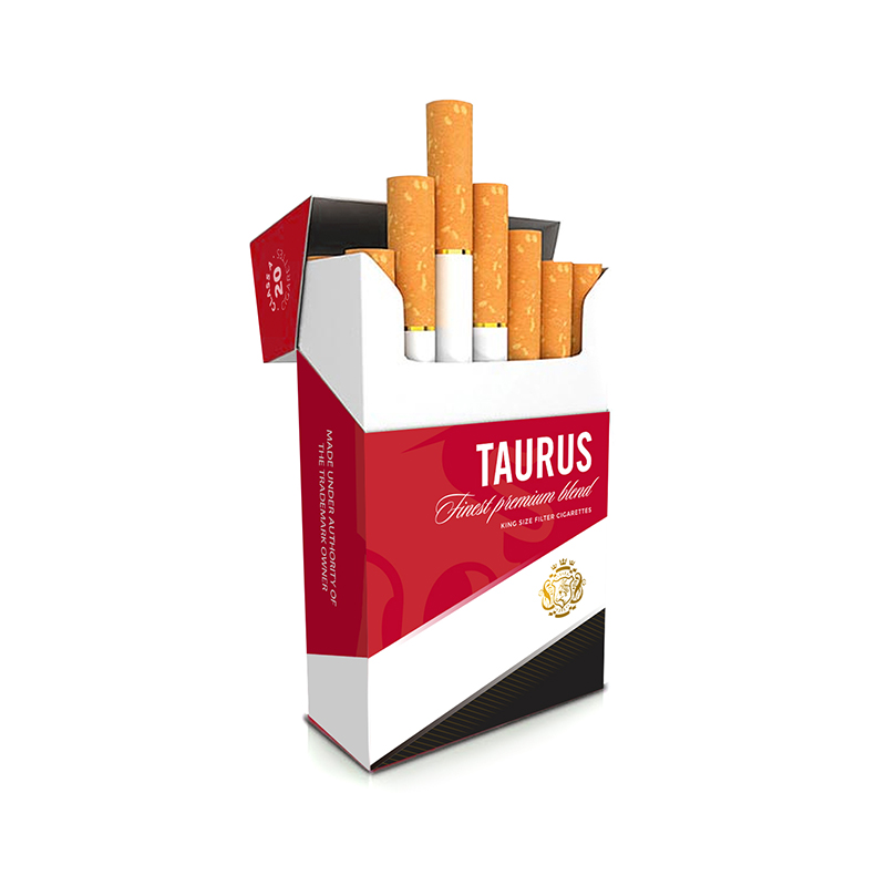 Cigarette paper boxes wholesale from Paper Packaging China