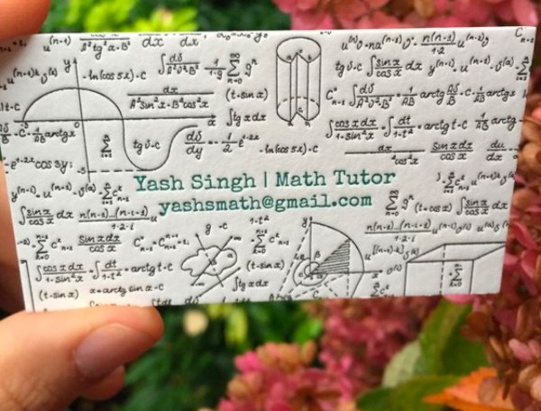 Business Cards Of Week - Paperspecs