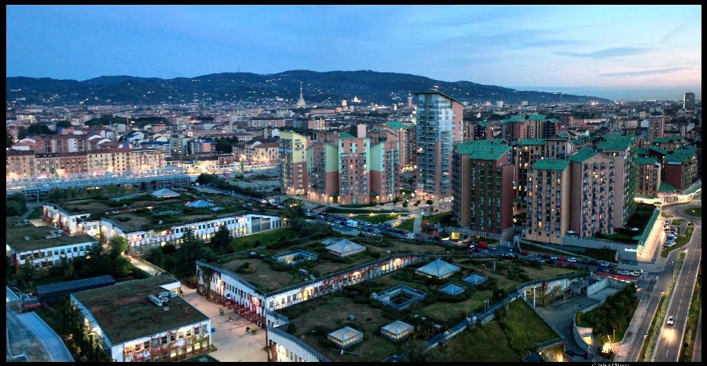 La Torino industriale si fa paesaggio  Paperstreet