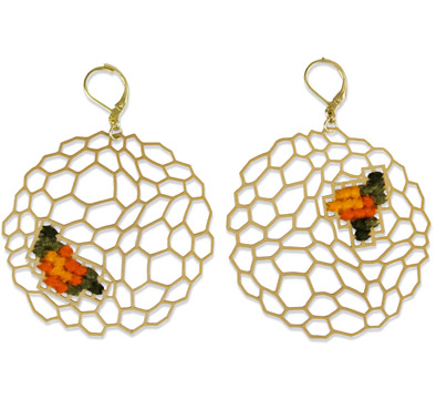 moma-honeycomeearrings