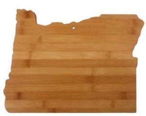 Oregon-sillhouette-bamboo-cutting-board