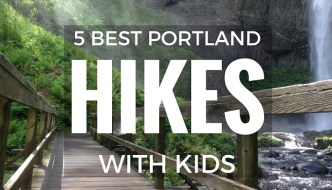 5 Best Portland Area Hikes with Kids